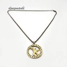 MF0017 Dream High Kim Hyun Joong Bae Yong Joon Rotated Men or Women Necklace jewelry accessories