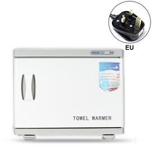 180W 23L Manicure Towel Warmer Hot UV Sterilizer Cabinet Disinfection Cleaning Tool Spa Beauty Salon Facial Equipment EU Plug