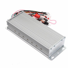 Electric Bicycle Brushless Motor Controller 48V 1500W 18 Fets For E-bike&Scooter New Arrival(China)
