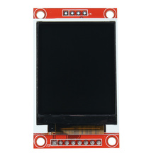 "New Arrival 1.8"" Serial 128X160 SPI TFT LCD Module Display + PCB Adapter Power IC SD Socket"