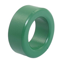 UXCELL 36Mm Outside Dia Green Iron Inductor Coils Toroid Ferrite Cores(China)
