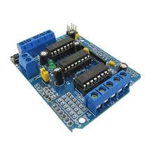 1pcs L293D Motor Drive Shield dual for Duemilanove, Motor drive expansion board