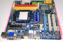 For Gigabyte GA-MA785GM-US2H Original Used Desktop Motherboard MA785GM-US2H 785G Socket AM2 DDR2 SATA2 USB2.0 Micro ATX