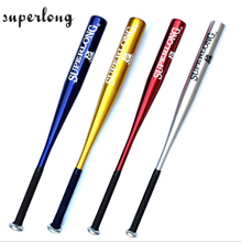 Superlong 25 Inches Aluminum Alloy Baseball Bat Female Male Left Hand Right Hand Baseball Bat For Exercise or Matches