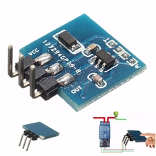 1PC New Arrival TTP223B Digital Touch Sensor Capacitive Touch Switch Module For Arduino(China)