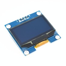 "10PCS 1.3"" OLED module white color 128X64 1.3 inch OLED LCD LED Display Module 1.3"" IIC I2C Communicate (white)(China)"