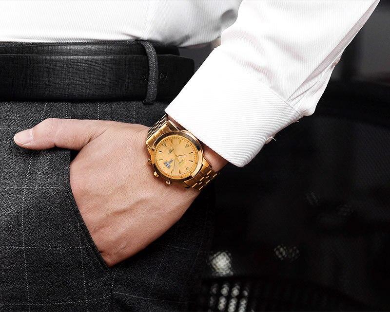 กีฬาของผู้ชายควอตซ์ข้อมือทหารบางนาฬิกาอนาล็อกผู้ชายร้อนฉลามสไตล์r elojes 7