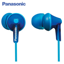 Panasonic RP-HJE125E-A In-ear earphone wired, headset fone.