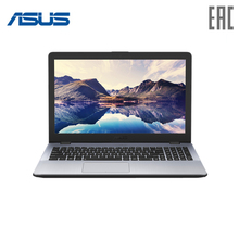 "Ноутбук ASUS X542UA-DM696T 15,6 ""FHD, Intel Pentium 4405U, 6 ГБ, 1 ТБ, DVD-RW, win10 (90NB0F22-M09320)(Russian Federation)"