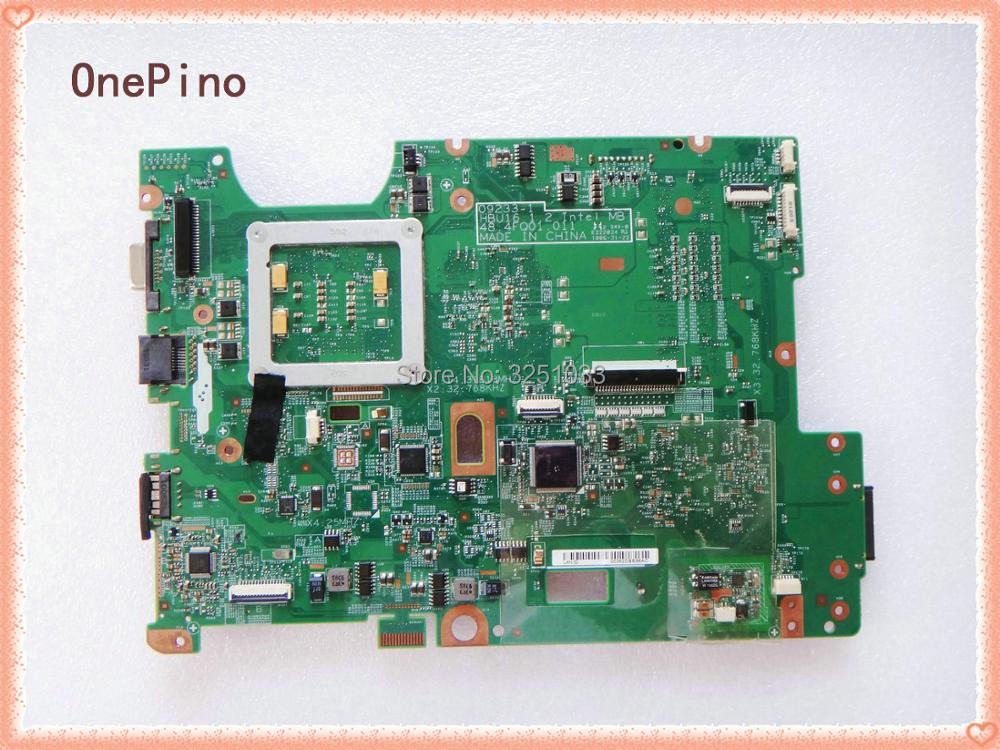 578228-001 G60 Laptop Motherboard 48.4FQ01.011 forHP G60T-500 NOTEBOOK PC GL40 DDR2  Free Shipping