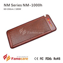 Wellness Nano Ceramic Heating Infrared Thermal therapy Health Korea Tourmaline Stone Accupressure Mattress(China)