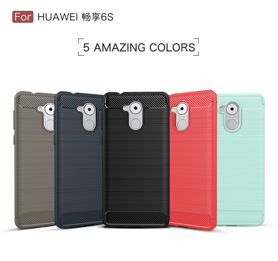 For Huawei Nova Smart Case Huawei Dig-l21 Case 5.0 Hybrid Tpu Silicone Phone Pouch Hard Phone Case For Huawei Nova Smart Dig-l01 Dig-l21hn