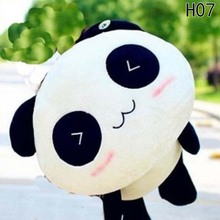Panda doll pillow, panda plush toy, peluche panda toy hug bear stuffed animal doll valentine girl(China)