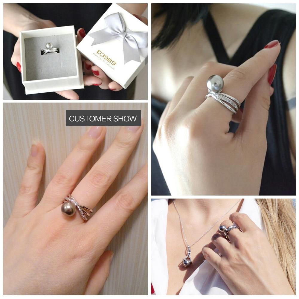 grey pearl ring 11