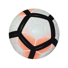 NEW Arrival genuine seamless professional soccer ball standard Size 5 PU leather training football ball