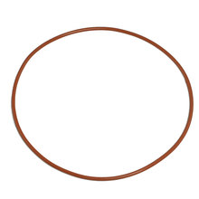 UXCELL 100Mm X 96Mm X 2Mm Red Silicone O Ring Oil Seal Gaskets(China)