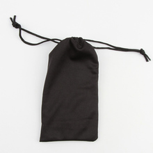 1Pc Polyester Pouches For Sunglasses Mp3 Soft Cloth Dust Pouch Optical Glasses Carry Bag Drop Shipping