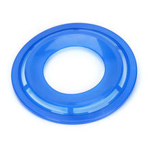 Sporting Flying Disk Disc Big Frisbee 28.5cm Education Outdoor Toy Classic Ring Shape High Quality Education Toy Color Random(China)