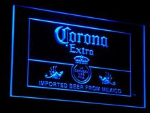 a040 Corona Mexico Beer Bar Pub Club LED Neon Sign with On/Off Switch 7 Colors 4 Sizes to choose