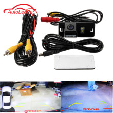 Best Price Waterproof 170Wide Angle Color Night Vision Car Rear View Back Up Reverse Parking Camera for BMW E39 E46(China)