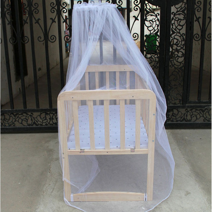 Hot Selling Baby Bed Mosquito Net Mesh Dome Curtain Net for Toddler Cr_A1_2