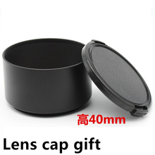 49 52 55 58 62 67 72 77mm long Metal LENS HOOD for C N S S F 49 52 55 58 62 67 72 77mm lens free shipping(China)