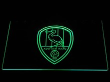 b1003 7 Colors 4 Sizes ADO Den Haag Netherlands Football LED Neon Sign