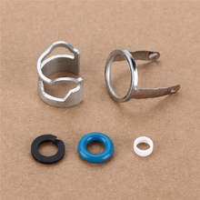 1set Fuel Injector Seal O-Ring Repair Kit 06E 998 907 G for VW Touareg AUDI A4 A7 Q5 Q7(China)