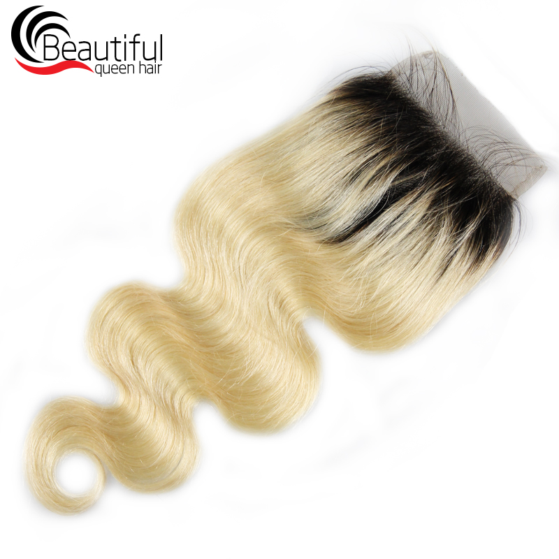 1b 613 closure body wave hair