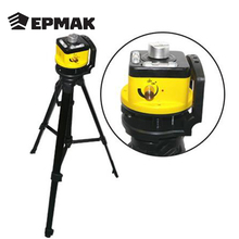 ERMAK LEVEL LASER ROTARY Professional level lines rotary cross laser line leveling can be used with outdoor receiver 659-023