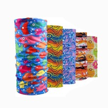 Fashionable Turban Magic Bandanas Headband Riding Seamless Variety Veil Functional Skull Head Scarf Scarves
