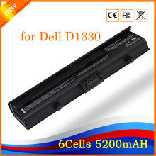 11.1V 5200mAh 6cell High Performance Notebook Laptop Battery for Dell D1330(China)
