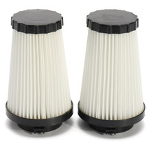 2PCS HEPA Vacuum Cleaner Filter for Dirt Devil F2 replaces 3SFA11500X(China)