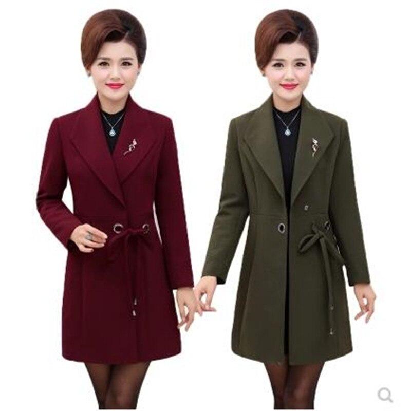 Top Qualität Neue Mode Frauen Kurze Graben Mantel Wasserdichte Baumwolle Zweireiher Oberbekleidung abrigos mujer kleidung