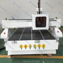 High accuracy vacuum adsorption working table  wood stone miller 1325 cnc router cnc router 1325