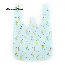 Floral Folding Shopping Bag Reusable Grocery Nylon Bag Large Bag Cute Travel Tote(China)