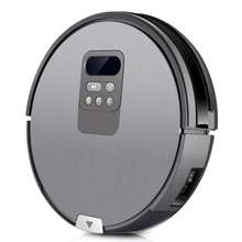 X750 Robot Vacuum Cleaner For Home (Sweep,Vacuum,Mop,Sterilize) With Remote control, LCD touch screen, schedule HSMART(China)