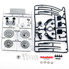 1/10 RC Racing On Road Drift Model Car Dummy Brake Disc Kit RC Car Accessories Part 025073(China)