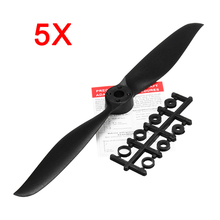 5pcs KMP 9038 9X3.8 9*3.8 High Efficiency Propeller Blade for RC Airplane(China)