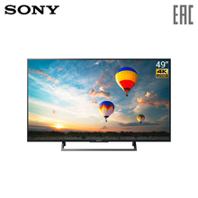 "TV LED 49 ""Sony KD-49XE8096BR2 4049 InchTv(Russian Federation)"