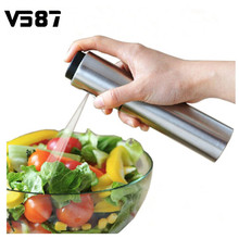 135ml Stainless Steel Gravy Boat Oil Vinegar Soy Holder Container Condiment Jar Bottles Home Kitchen Cooking Tools Accessories(China)
