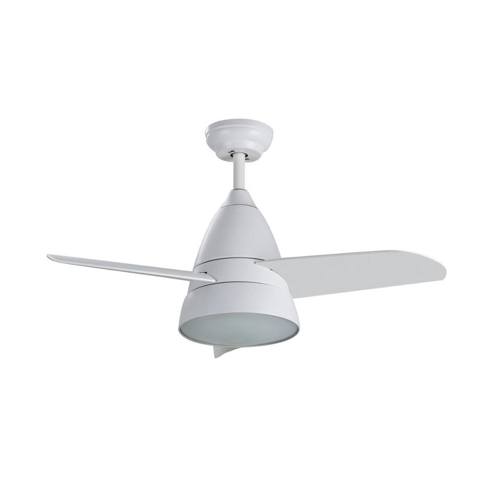 TECHBREY Ventilatore LED da Soffitto Forest CCT Selezionabile 70 Bianco