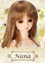 HeHeBJD BJD sd 1/3 Doll volks NANA include eyes Art doll manufacturer low price hot selling hot bjd(China)