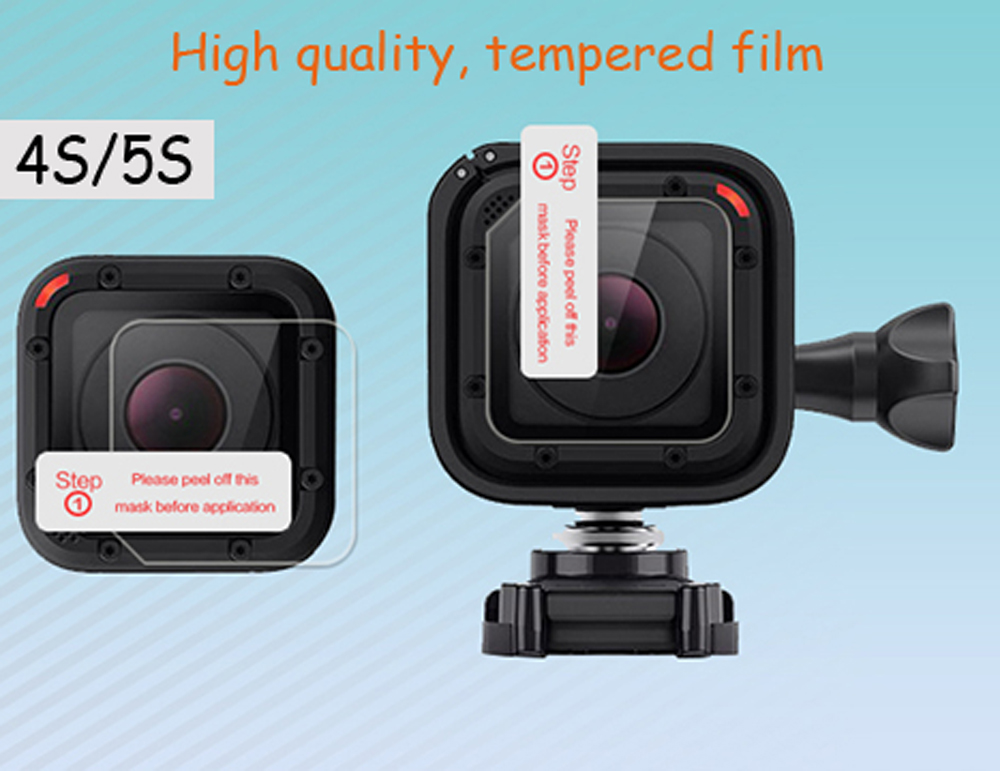 GOPRO HERO 4S5S Tempered film (2)