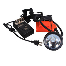 Kohree 3W 15000lux KL4LM White Cree LED Miner Mining Head Light Mining Hunting Fishing Hiking Torch Lamp(China)