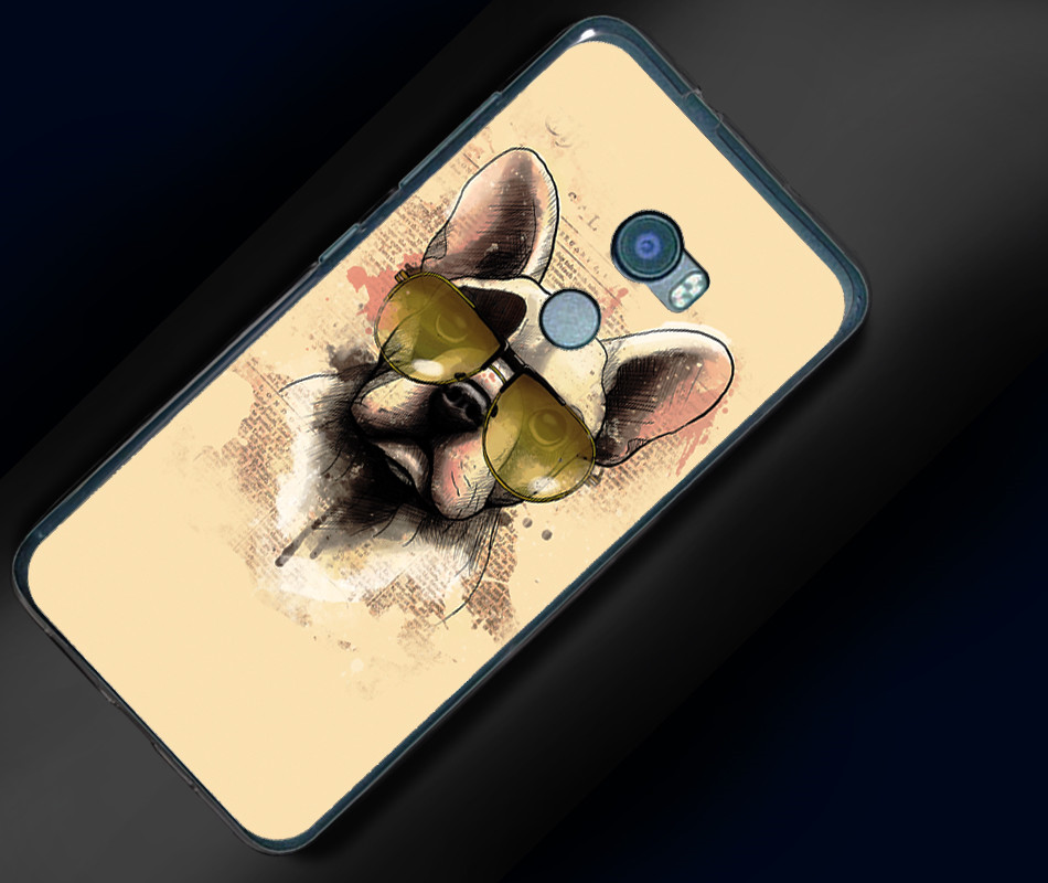 "Soft TPU For Coque HTC One X10 Case Cover Cute Cartoon UV Printing Phone Cases For HTC One X10 E66 Funda Capa For HTC X10 5.5"" 17"