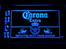 035 Corona Beer OPEN Bar LED Neon Sign with On/Off Switch 7 Colors 4 Sizes to choose