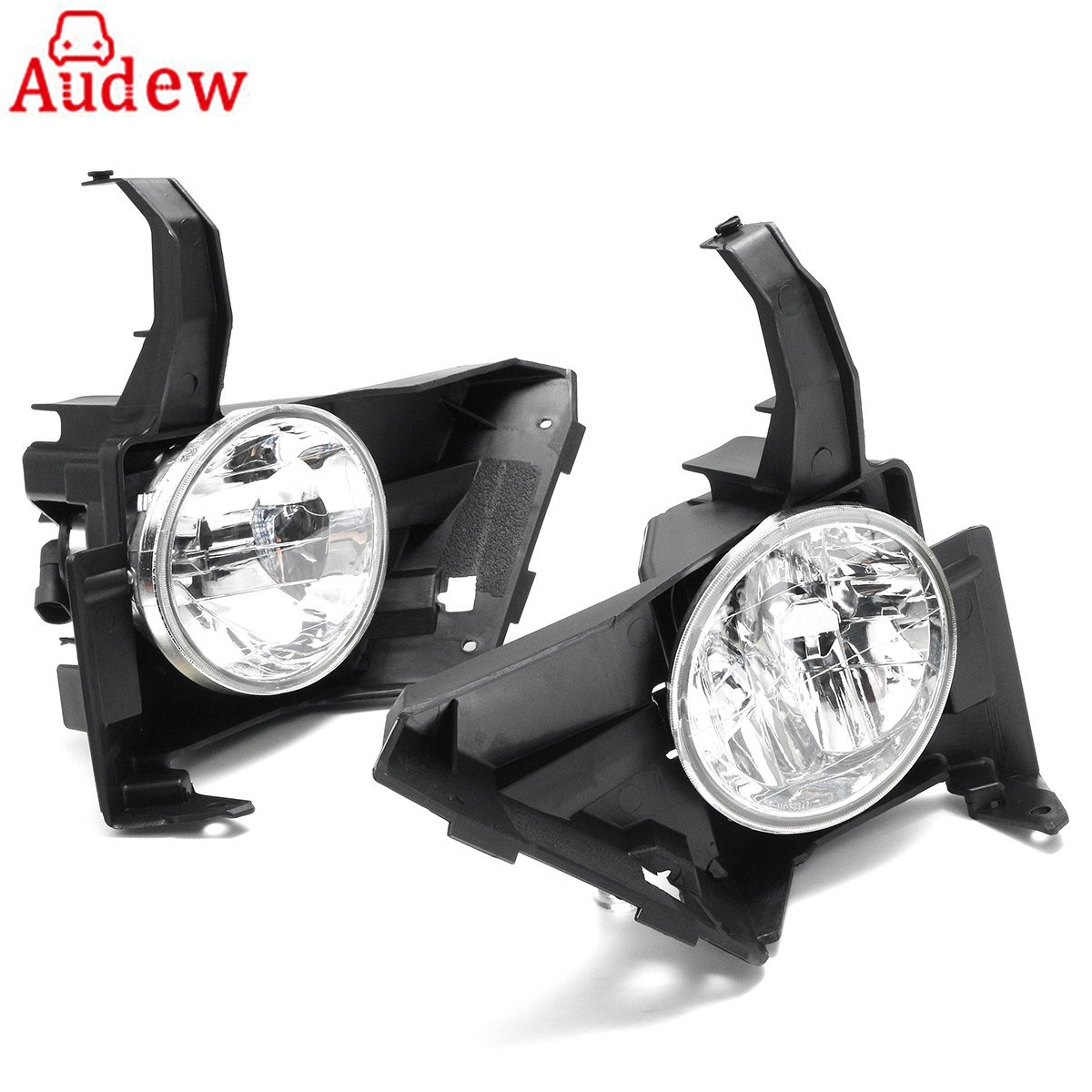 1Pair Car Bumper Lights Driving Fog /W 9006 12V 51W Bulbs For Honda/CRV 2005-2006<br>