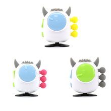 Devil Shape Magic Cube Fidget Toy Desk Toy Anti Stress Ball Puzzles Stress Reliever Fidget Cube Autism ADHD Squeezed Dice Toy(China)