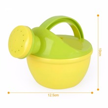 TOYZHIJIA creative Plastic Tools Baby Bathing Watering Kettle Toys for Children Beach Playing Water Playing Sand Fun Game Gifts(China)